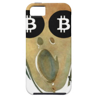 Bitcoin - The SCREAM iPhone 5 Cases
