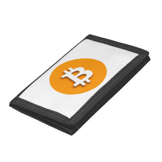 """BITCOIN"" TRI-FOLD WALLETS"