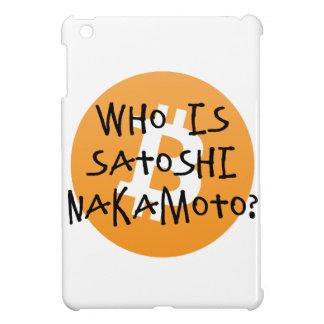 Bitcoin - Who is Satoshi Nakamoto? Case For The iPad Mini