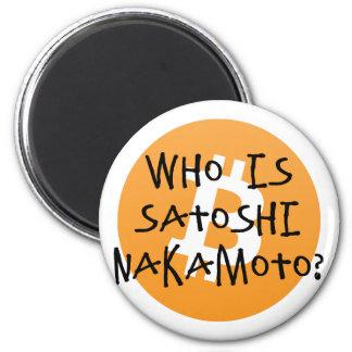 Bitcoin - Who is Satoshi Nakamoto? Magnet