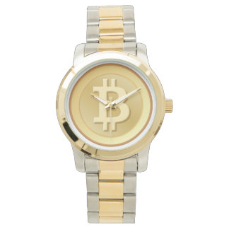 Bitcoin Wristwatches