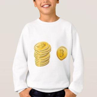 Bitcoins Stacked Sweatshirt