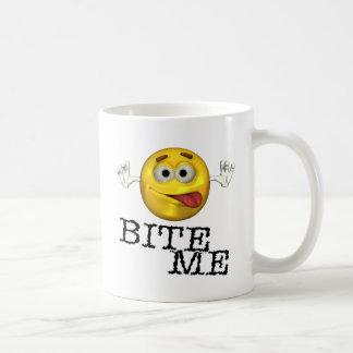 Bite Me! Coffee Mug