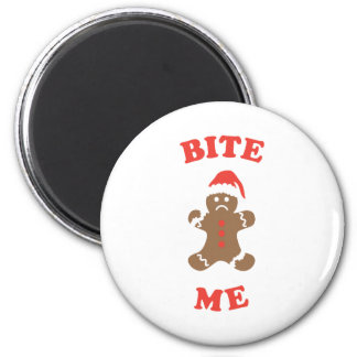 Bite Me Cookie Magnet