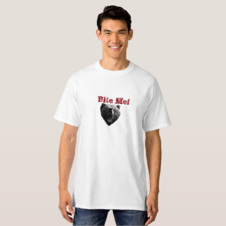 bite me growling bear #1 T-Shirt
