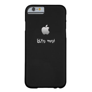 Bite Me iPhone 6/6s, Barely There Barely There iPhone 6 Case