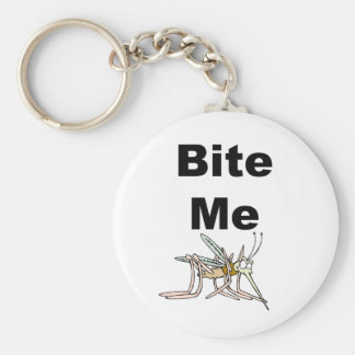 Bite Me Key Ring