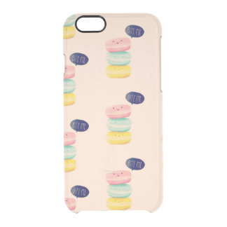 BITE ME MACAROOiPhone 6/6s Clearly™ Deflector Case