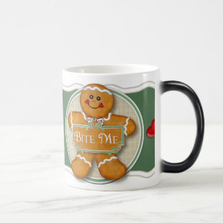 Bite Me Magic Mug