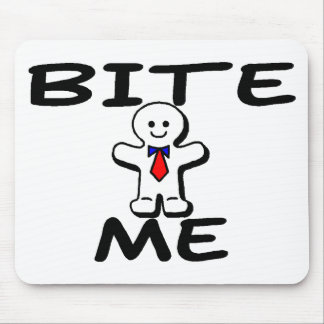 Bite Me Mouse Pad
