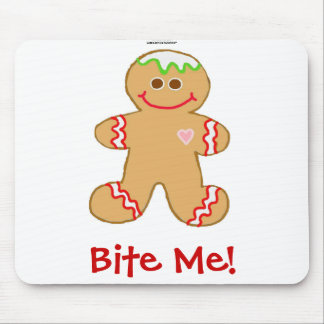 Bite Me! Mouse Pad