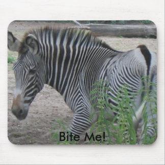 Bite Me! Mouse Pad