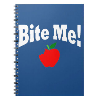 Bite Me! Notebooks