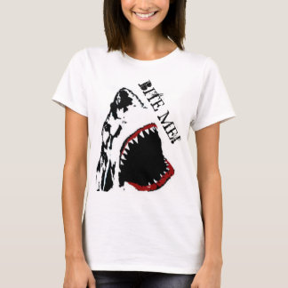 BITE ME! - SHARK T-Shirt