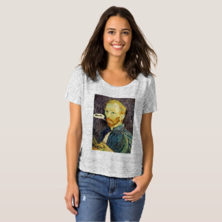 Bite Me Van Gogh T-Shirt