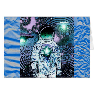 Bits of Space Card -4-