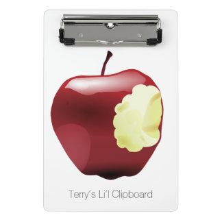 Bitten Apple Mini Clipboard