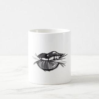 Bitten Coffee Mug
