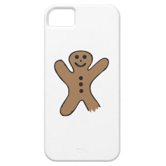 Bitten Gingerbread iPhone 5/5S Case