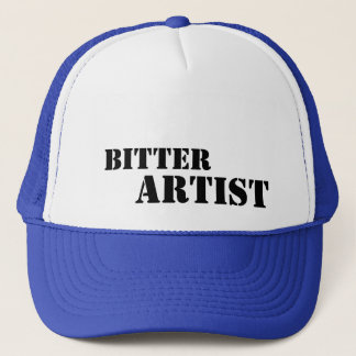 Bitter, Artist. Trucker Hat