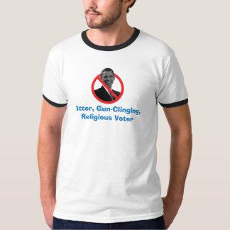 Bitter, Gun-Clinging, Religious Voter Shirt
