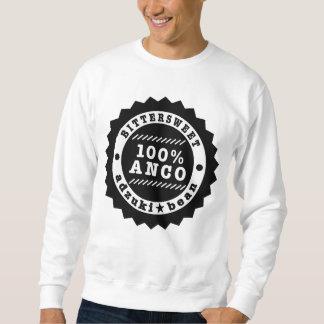 BITTER SWEET 100%ANCO adzuki☆bean Sweatshirt