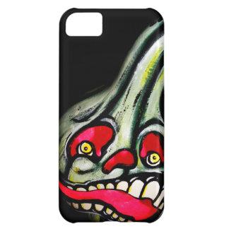 Bitting Scream iPhone 5C Cases