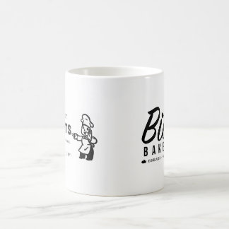 "Bittle Bakery ""Try Our Donuts"" 11 oz Two-Tone Mug"