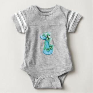 Bitty Water Dragon Baby Bodysuit