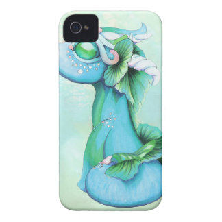 Bitty Water Dragon iPhone 4 Case-Mate Case