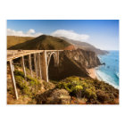 Bixby Bridge, Big Sur, California, USA Postcard