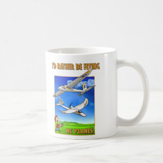 Bixler I d Rather Be Flying Mugs