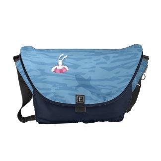 BixTheRabbit Bag Collection Messenger Bags
