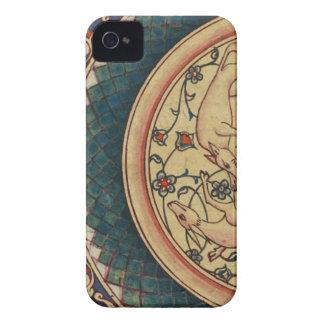 Bizarre and Beautiful Medieval Manuscript Case-Mate iPhone 4 Cases