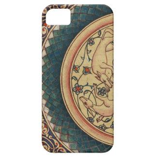 Bizarre and Beautiful Medieval Manuscript iPhone 5 Cover