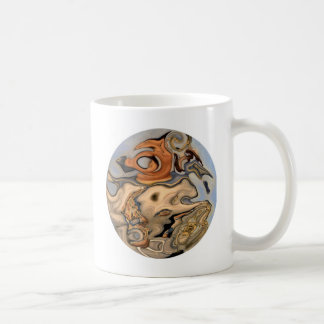Bizarre Basic White Mug