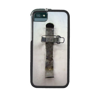 Bizarre grunge metal unidentified object cover for iPhone 5/5S