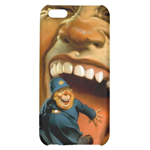 Bizarre! iPhone 5C Cover