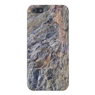 Bizarre Mountain texture Case For iPhone 5