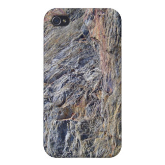 Bizarre Mountain texture Covers For iPhone 4