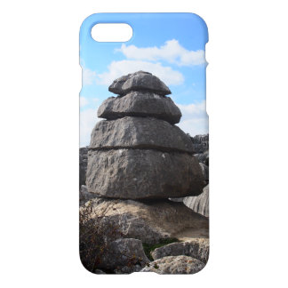 Bizarre Rocks Photo in Torcal Natural Park (Spain) iPhone 7 Case