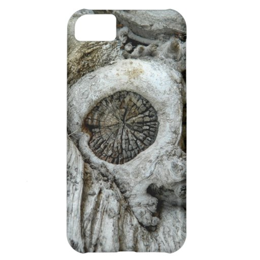 Bizarre tree abstract round shape iPhone 5C covers