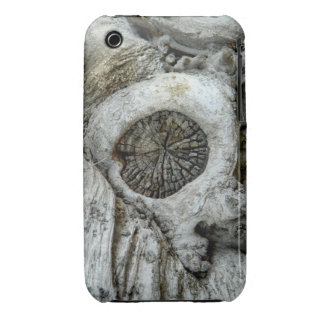 Bizarre tree abstract round shape iPhone 3 covers