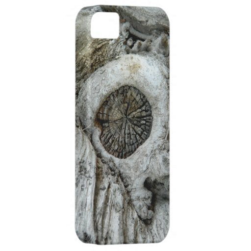 Bizarre tree abstract round shape iPhone 5 covers