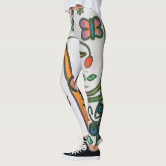 Bizarro Leggings