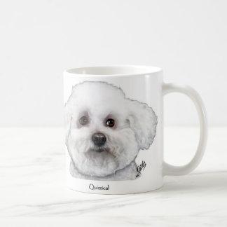 Bizou Quizzical Mug