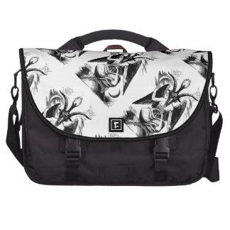 BizzareWorld Baphomet Bags For Laptop
