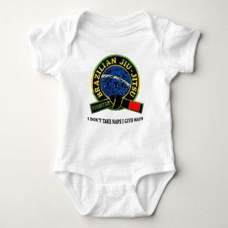 BJJ - Brazilian Jiu-Jitsu Baby Fighter Baby Bodysuit