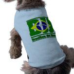 BJJ Brazilian Jiu Jitsu Flag MMA Pet Clothing
