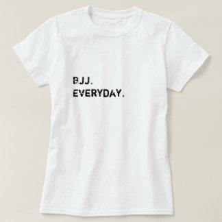 Bjj Everyday Wemon's T-Shirt
